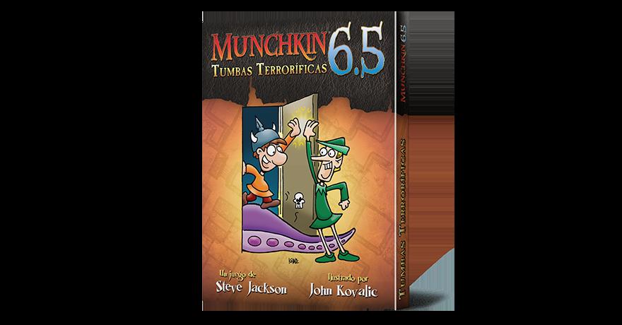 Munchkin 6.5