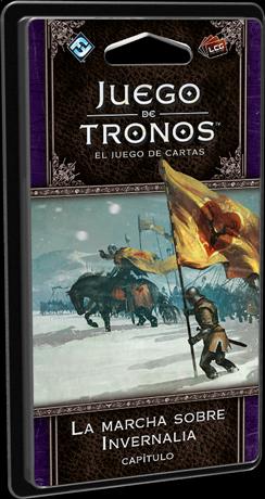 La marcha sobre invernalia