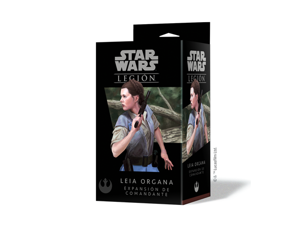Leia Organa star wars legion