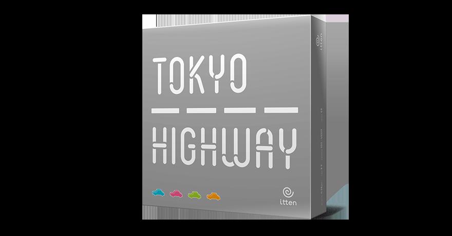 tokyo Highway juego de mesa