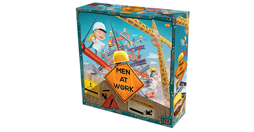 Men at work en español
