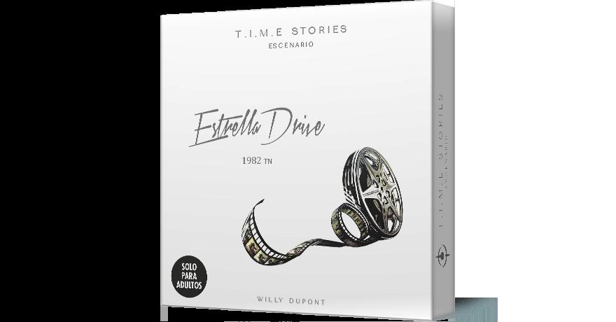 Estrella drive time stories juego de mesa