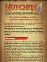 Munchkin 4 ¡Que locura de Montura! Reglas de juego