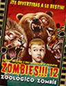 Zombies!!! 12: Zoológico zombie