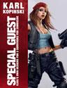 Special Guests : Karl Kopinski