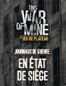 Journaux de Guerre : En État de Siège