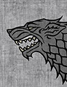 Protège-cartes - Maison Stark