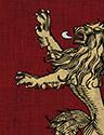 Protège-cartes - Maison Lannister