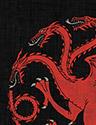 Protège-cartes - Maison Targaryen