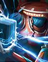 Positron Bolt Playmat