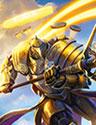Raiding Knight Playmat