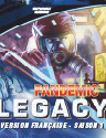 Pandemic Legacy : Saison 1 (Bleue)
