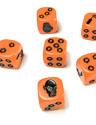 Zombicide : Set de Dés orange
