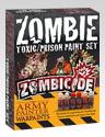 Set de pintura: Toxic / Prison