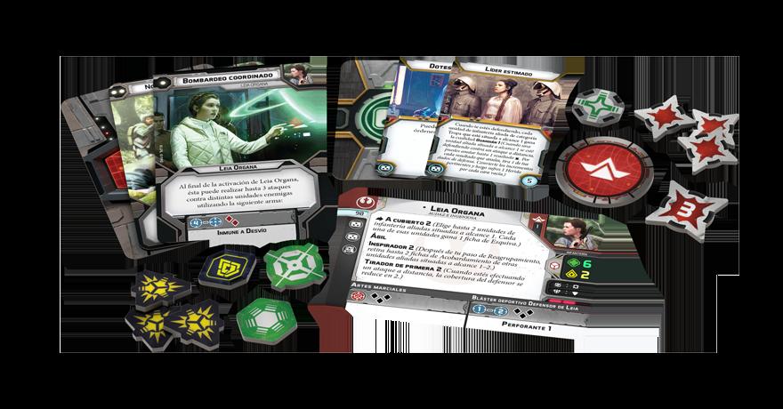 Leia Organa - Comandante Ffswl12_gallery_1_es