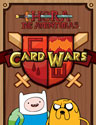 Card Wars: Finn contra Jake