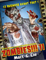 Zombies !!! 11 Mort & Cie