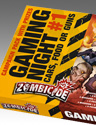 Gaming Night #1: Cars, Food or Guns