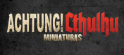 Achtung! Cthulhu Miniatures