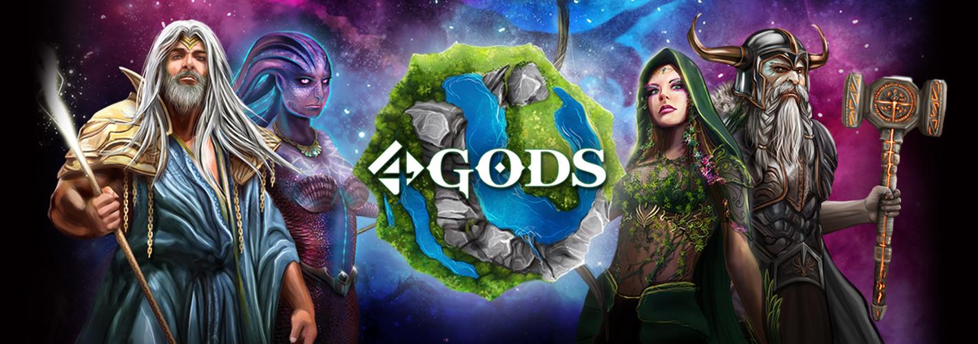 4 Gods