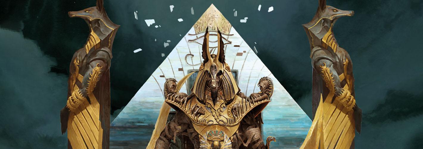 Ankh - Dioses de Egipto