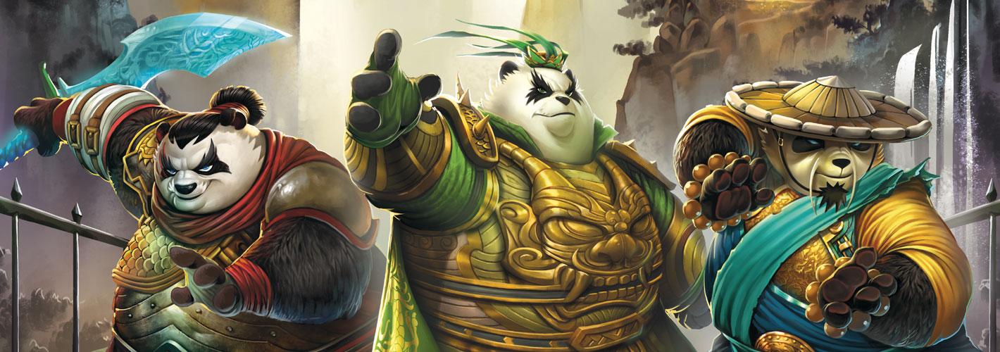 La Voie des Pandas