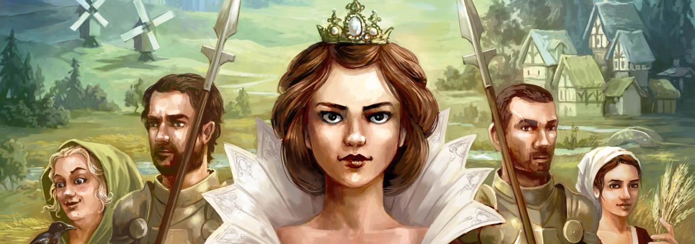Majesty : une Couronne pour un Royaume