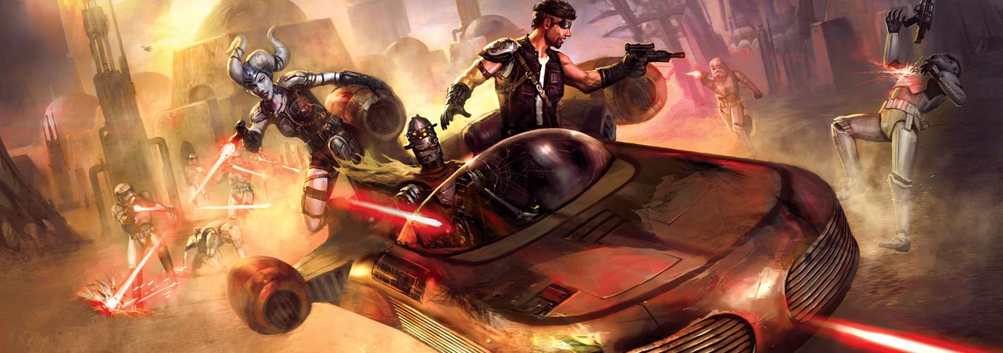 Star Wars : Aux Confins de l'Empire