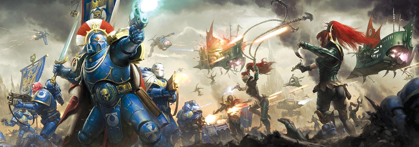Warhammer 40,000 : Conquest LCG