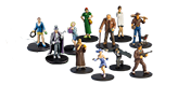 Figurines Horreur à Arkham, Jeu de base
