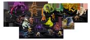 Figurines de Monstres