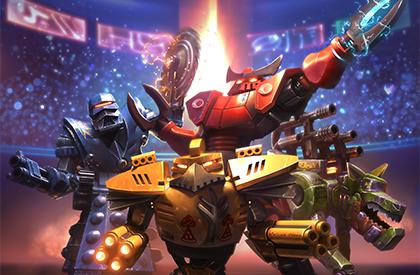 Demuestra tu temple y el de tu robot