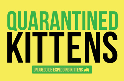 Quarantined Kittens