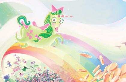 ¡Apuesta a unicornio ganador!
