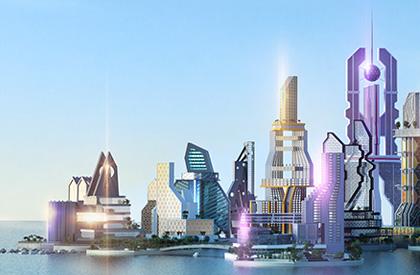 Construyendo la ciudad del futuro