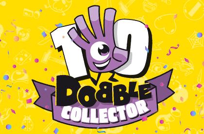 ¡Feliz cumpleaños, Dobble!