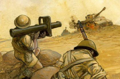 Si quieren guerra tendrán guerra