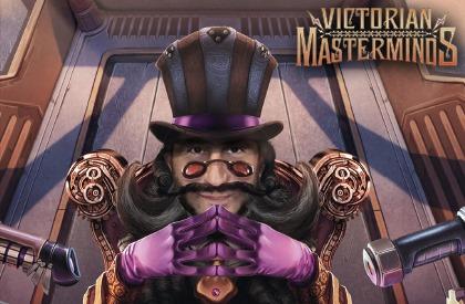 Le Génie Derrière Victorian Masterminds