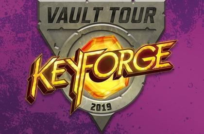 Participa en el primer Vault Tour de KeyForge en España