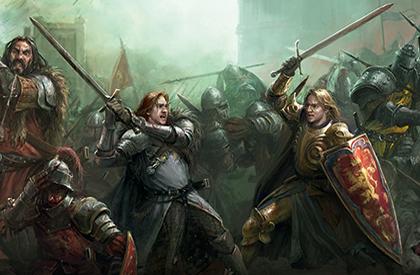La Bataille des Cinq Rois Commence
