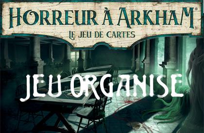 Horreur à Arkham LCG