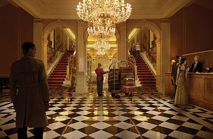 Asesinato en el hotel Excelsior