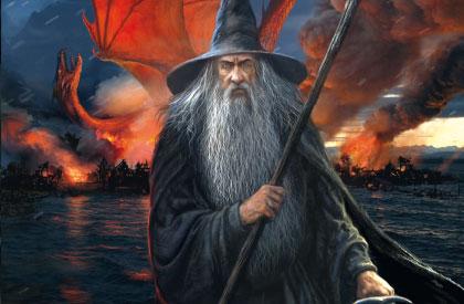 Donjons, Dragons... & Hobbits