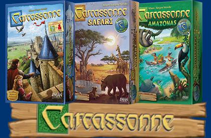 Le Monde selon Carcassonne