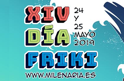 Nos vamos al XIV Día Friki en Cádiz