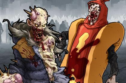 Recicla tus zombis