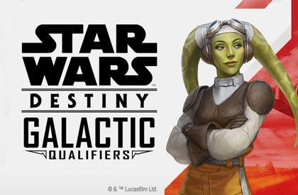 Game On acoge el próximo torneo oficial de Star Wars: Destiny
