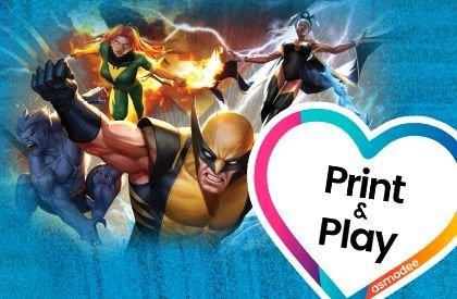 Llega Domino (y la FAQ) a X-Men: Insurreción Mutante