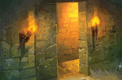 Explora la Mazmorra de Fuego de Dragón