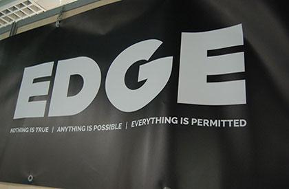 Communiqué officiel Edge